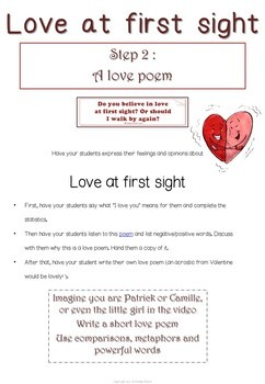 Love at First Sight - EFL Lesson