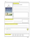 Love by Matt de la Pena - Read Aloud Journal Activities