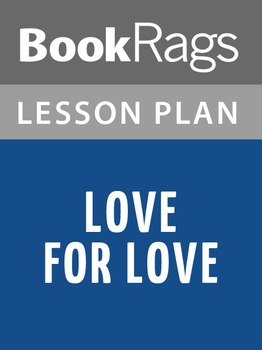 Love for Love Lesson Plans