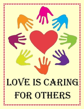 love is caring for others webquest by cc fisher tpt