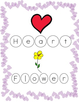 Love is in the Air: Valentine's Day Math and Literacy Printables for Pre-K and K