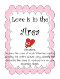 Love is in the Area