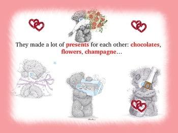 Valentine Day activity (Love story of Bluenoses)