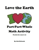Love the Earth Math