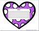 Love to Write- Writing Tasks and Craftivity FREEBIE