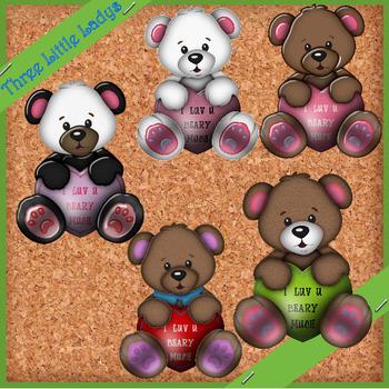 Love you Beary Much Bears