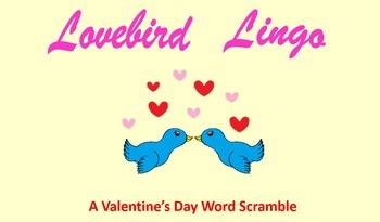 Lovebird Lingo