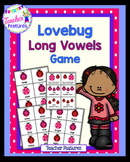 Lovebug Vowel Teams & Long Vowels Game