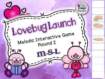 Lovebug Launch - Round 2 (M-S-L)