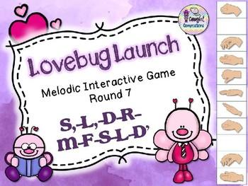 Lovebug Launch - Round 7 (S,-L,-D-R-M-F-S-L-D')