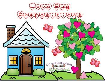 Lovebug Prepositions