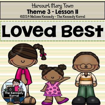 StoryTown Lesson 11 {Loved Best - 3rd Grade}