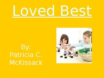 Loved Best - Vocabulary
