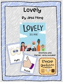 Lovely: A lesson on celebrating being unique