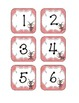 Lovely Ladybug Calendar Numbers, Months and Days
