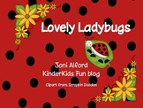 Lovely Ladybugs (Math & Literacy Activities)