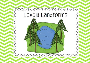 Lovely Landforms