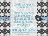 Lovely Language Review