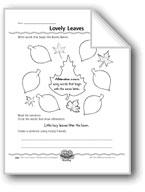 Lovely Leaves (Alliteration)