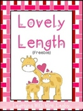 Lovely Length {Freebie}