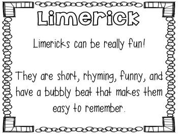 Lovely Limericks