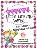 Lovely Linking Verbs... a Valentine Verb Classroom or Hallway Hunt