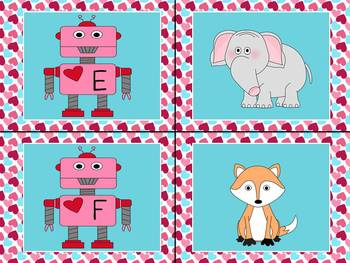 Lovely Little Valentine- Math and Literacy Activities