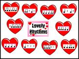 Lovely Rhythms Music Bulletin Board Kit-Valentine's Day Display