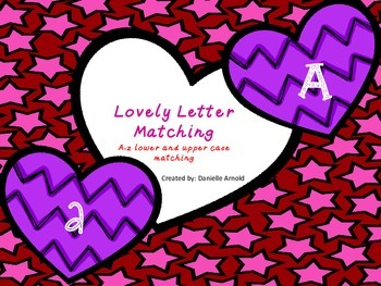 Lovely letter matching