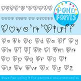 Font - Love'n'Stuff