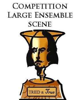 Shakespeare's Loves Labours Lost Act 5 Scene 2 Ten Minute Ensemble Large Cast
