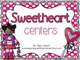 Sweetheart Centers (Valentine's Day Literacy and Math Centers)