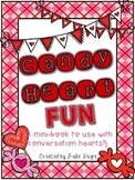 Lovin' All the Candy Heart Fun! {A Mini-Math Book for conversation hearts!}