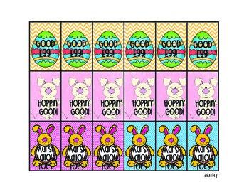 Easter Brag Tags