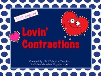 Lovin' Contractions!