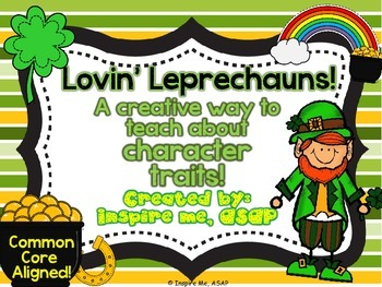 Character Traits: Leprechauns