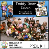 Teddy Bear Picnic Song and Activity Pack