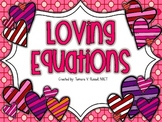 First Grade Math: Equations