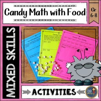Math and Food Fun: Candy