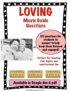 Loving Movie Guide Questions