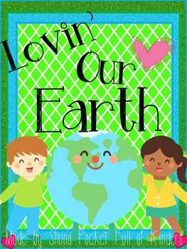Lovin' Our Earth {An Earth Day Mini Unit}
