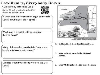 Low Bridge, Everybody Down