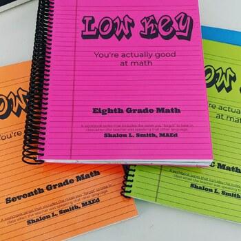 Low Key Math: 8th Grade Interactive Workbook