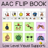 Low Level AAC Flip Communication Book