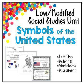 Low / Modified Symbols of the US Unit – Includes Plan, Act
