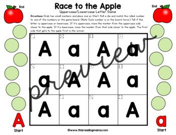 Print & Play Alphabet Sounds Games