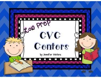 Low Prep CVC Centers