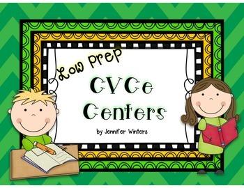 Low Prep CVCe Centers
