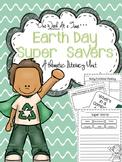 No Prep Earth Day Literacy Unit