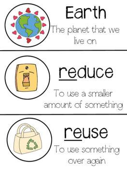 No Prep Earth Day Literacy Unit